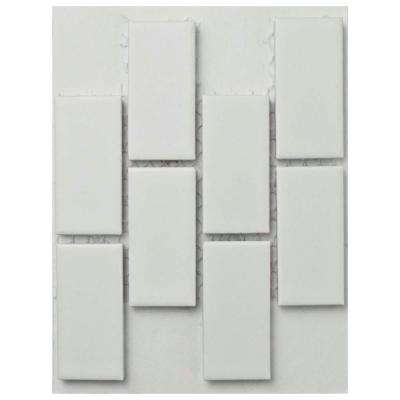 Rectangle - Floor - Tile Samples - Tile - The Home Depot