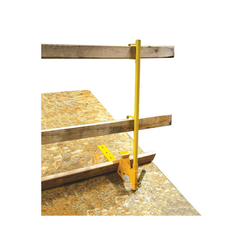 Residential Guardrail (1-Bracket, 1-Post)
