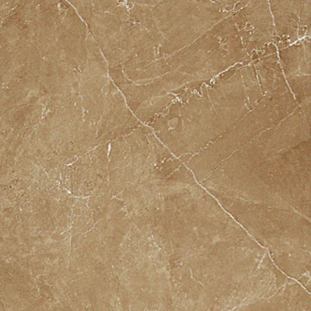 PORCELANOSA Kali 12 in. x 12 in. Tabaco Ceramic Floor and Wall Tile-DISCONTINUED