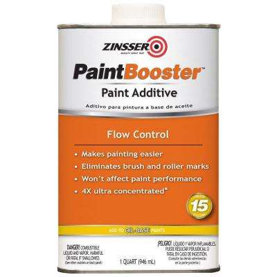 1-qt. Paint Booster Flow Control Additive for Oil-Based Paint (Case of 4)