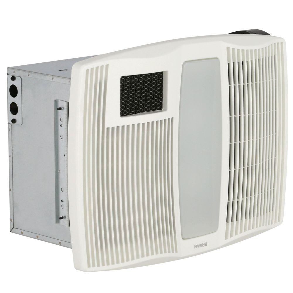 Broan QTX Series Very Quiet 110 CFM Ceiling Exhaust Bath ...