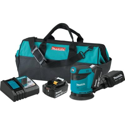 18-Volt 5.0Ah LXT Lithium-Ion Cordless 5 in. Random Orbit Sander Kit