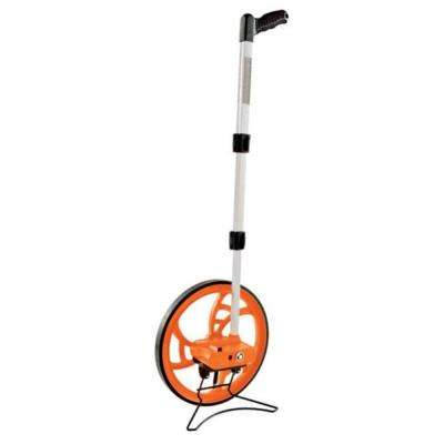 Roadrunner 12-1/2 In. Measuring Wheel with Adjustable Pistol Grip Handle