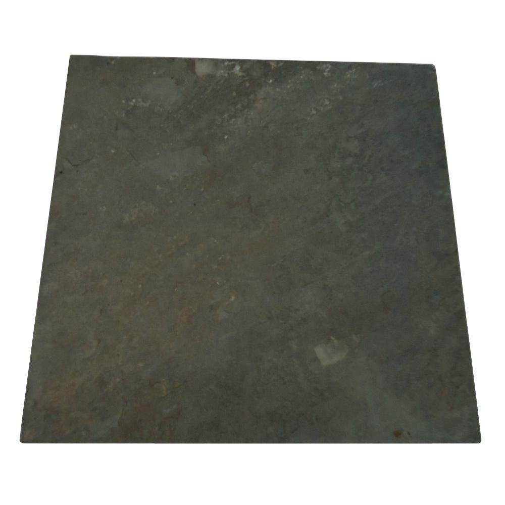 null 12 in. x 12 in. Flagstone