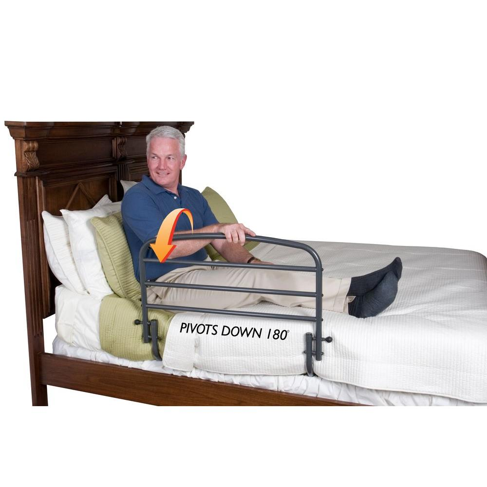 Stander 30 In Safety Bed Rail 8050 The Home Depot