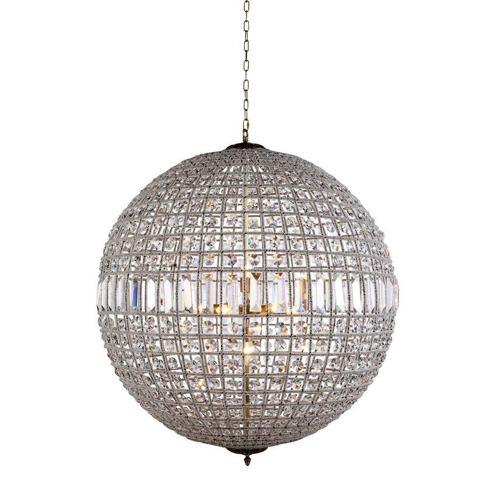 french gold elegant lighting pendant lights 1205g36fg rc 64_1000