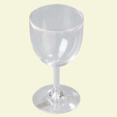 10.5 oz. Polycarbonate Wine Glass in Clear (Case of 24)