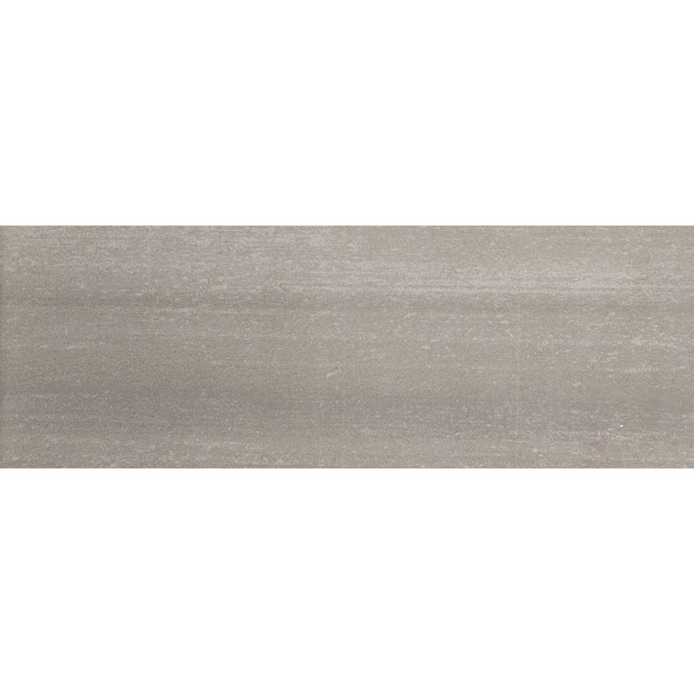 Perspective White 6 in. x 24 in. Porcelain Floor and Wall