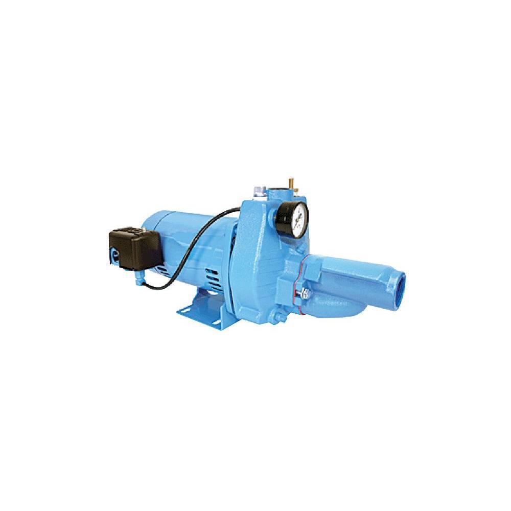 Little Giant Convertible Jet .5 HP Pump