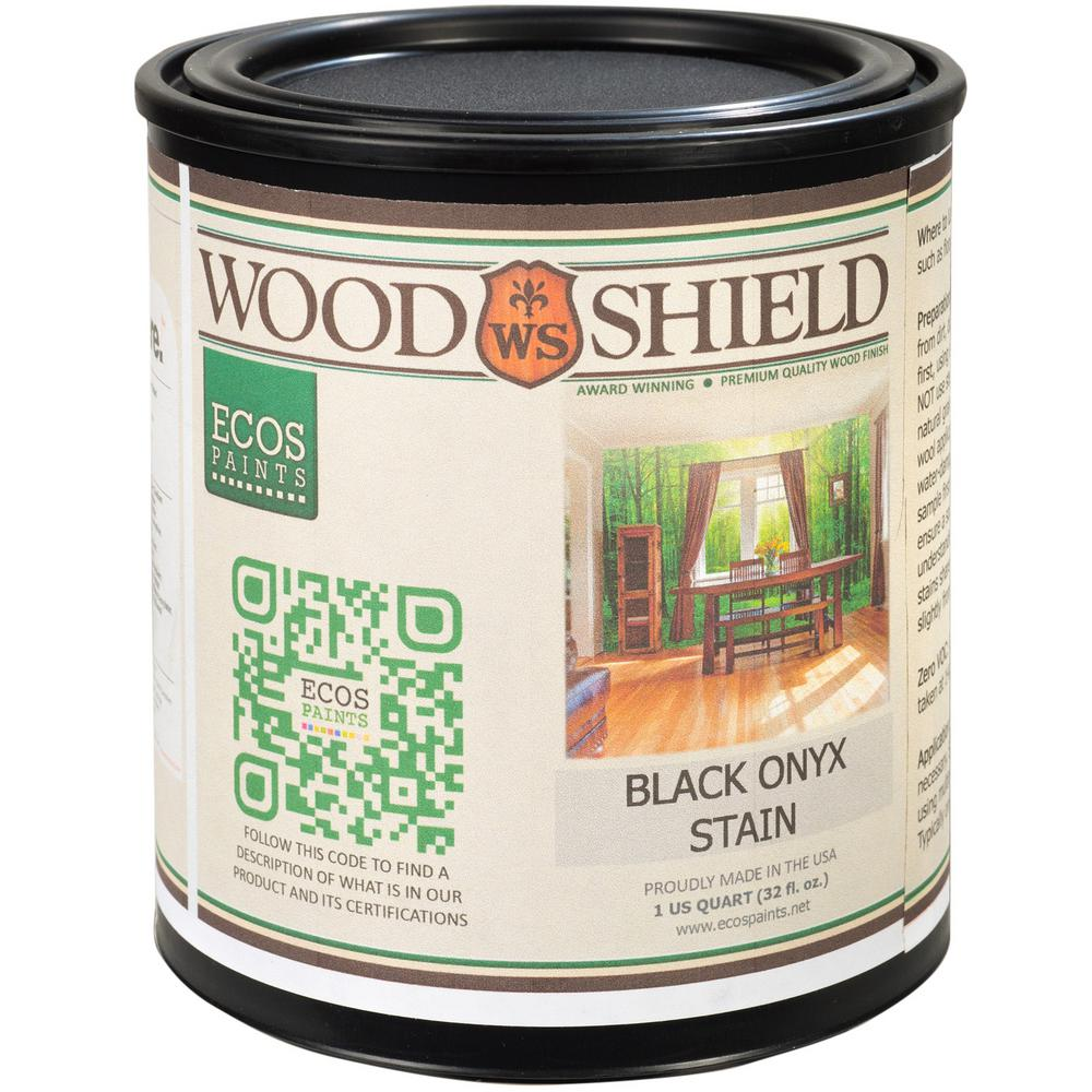 1-qt. Fallen Leaves WoodShield Interior Stain