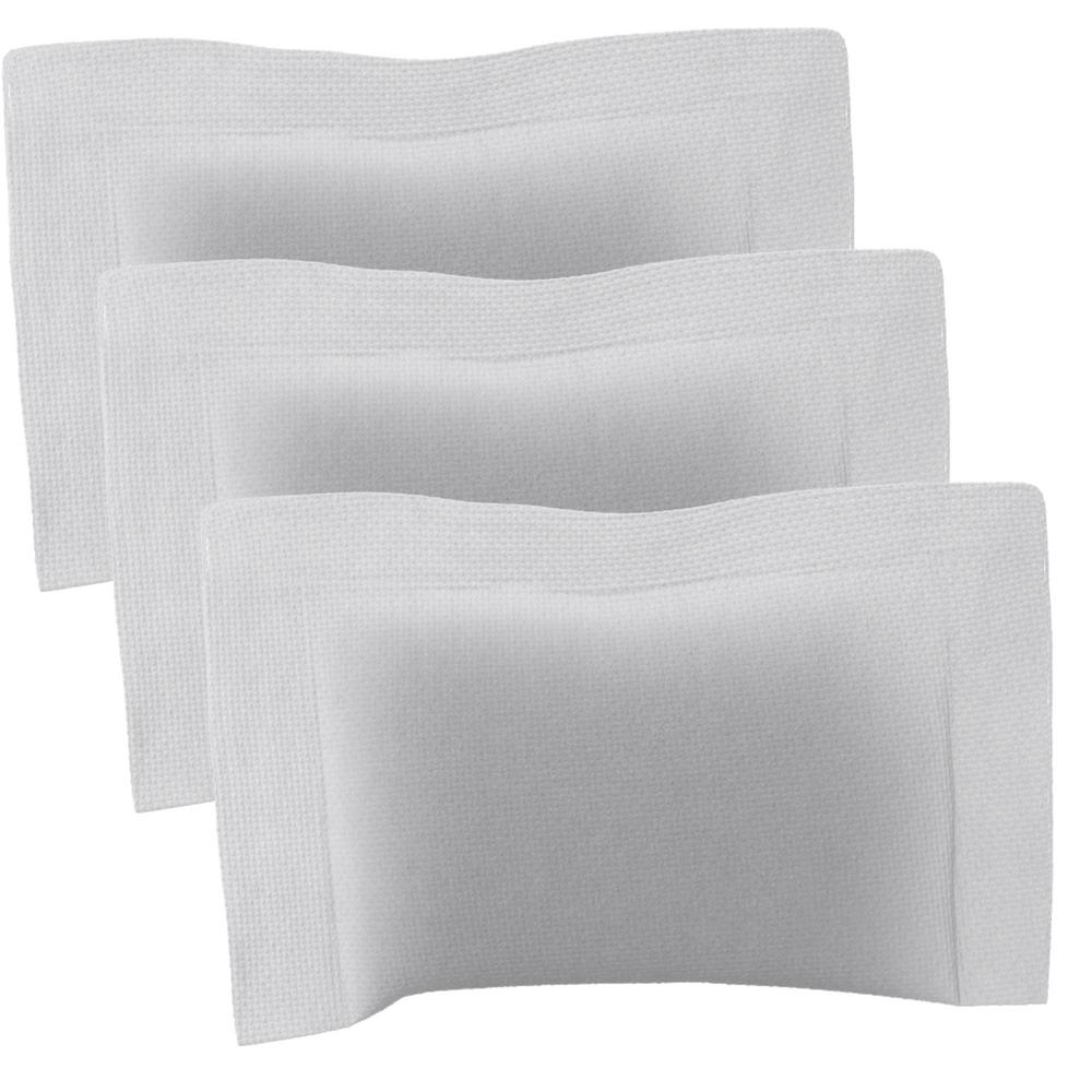 Halo Deodorizer Carbon Filter for Trash Can Models (3-Pack)