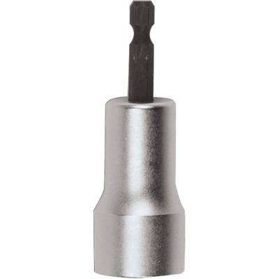 1/4 in. Hex Drive 3/4 in. 12-Point 3 in. Deep Hollow Socket
