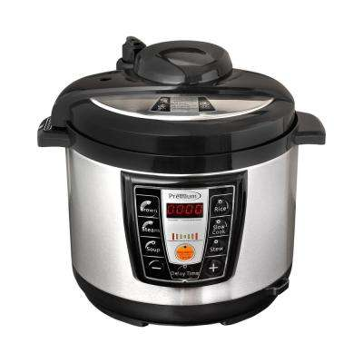 5.2 Qt. Digital Pressure Cooker