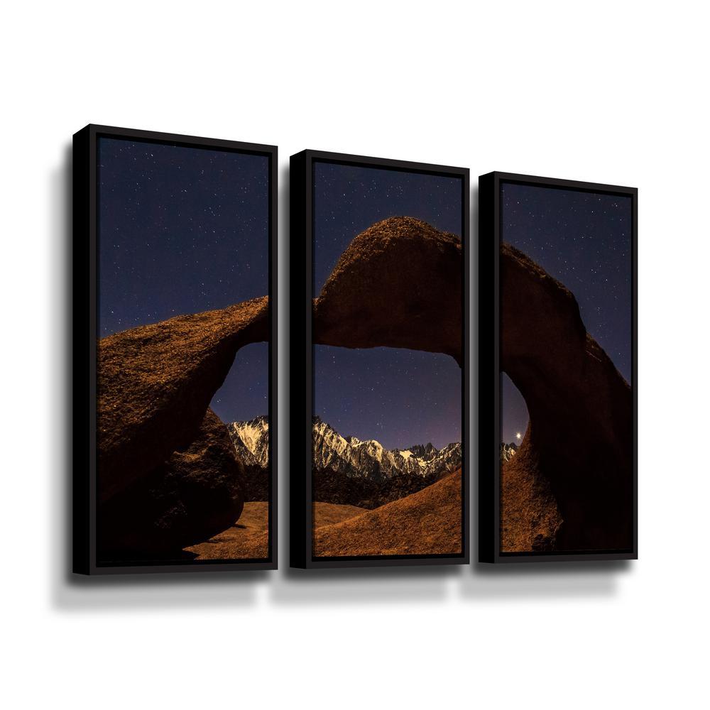 Artwall Venus Through Mobius By Shawn Corinne Severn Framed Wall Art 5sev008d2432w The Home Depot