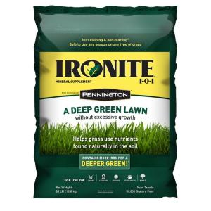 Ironite 30 lb. 1-0-1 Lawn Fertilizer by Ironite
