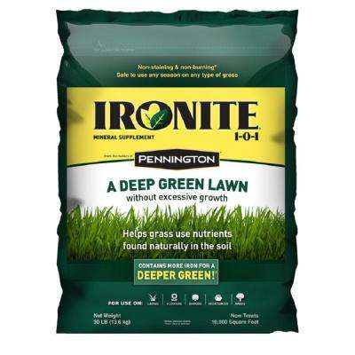 30 lb. 1-0-1 Lawn Fertilizer