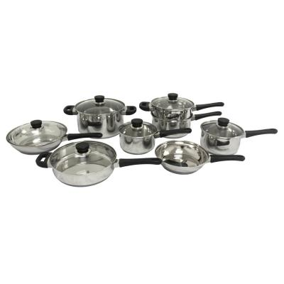 CooknCo 14 pc Cookware Set