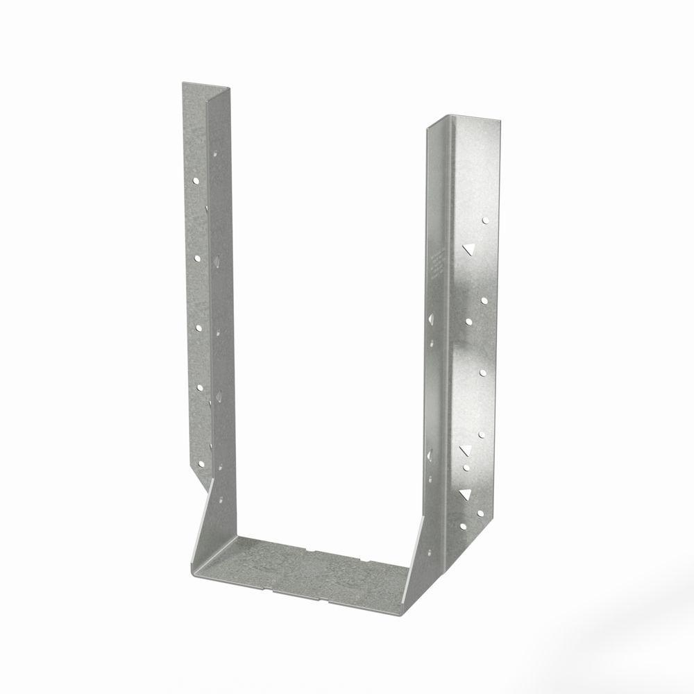 HU Galvanized Face-Mount Joist Hanger for 6x14 Nominal Lumber