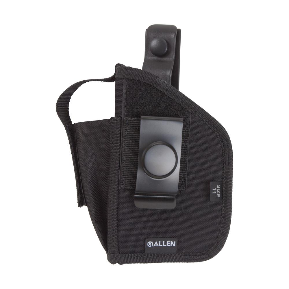 Ambidextrous Laser Holster Fits Medium Auto with Laser