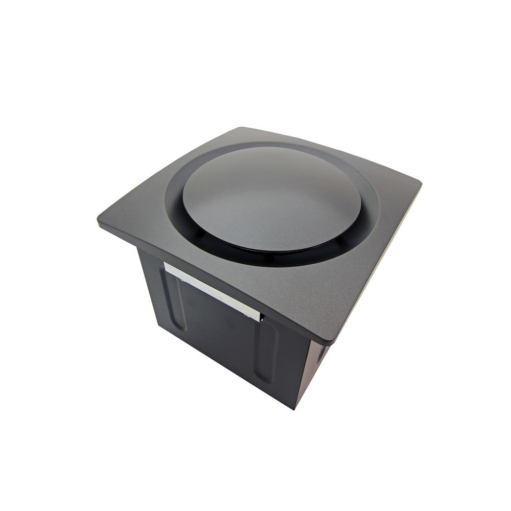 Quiet 110 Cfm Energy Star Bathroom Ceiling Exhaust Fan With Oil Rubbed Bronze Grille Sbf110 G6