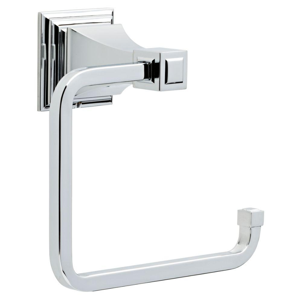 Lynwood Open Towel Ring in Chrome