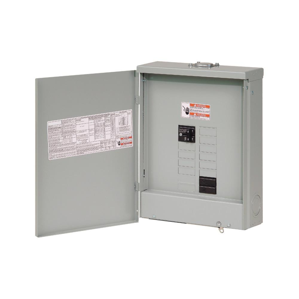 Spa Panels Breaker Boxes The Home Depot