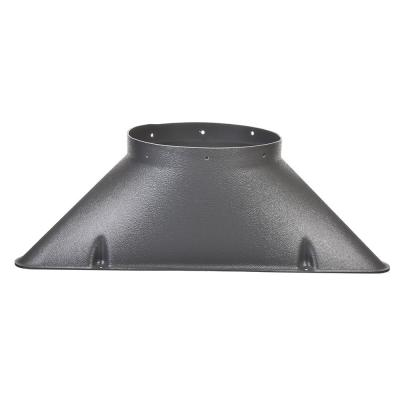 High-Density Polyethylene Inlet Duct for Proterra Hybrid Water Heaters