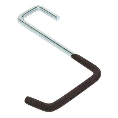 8 in. Heavy Duty Rafter Hanger in Black