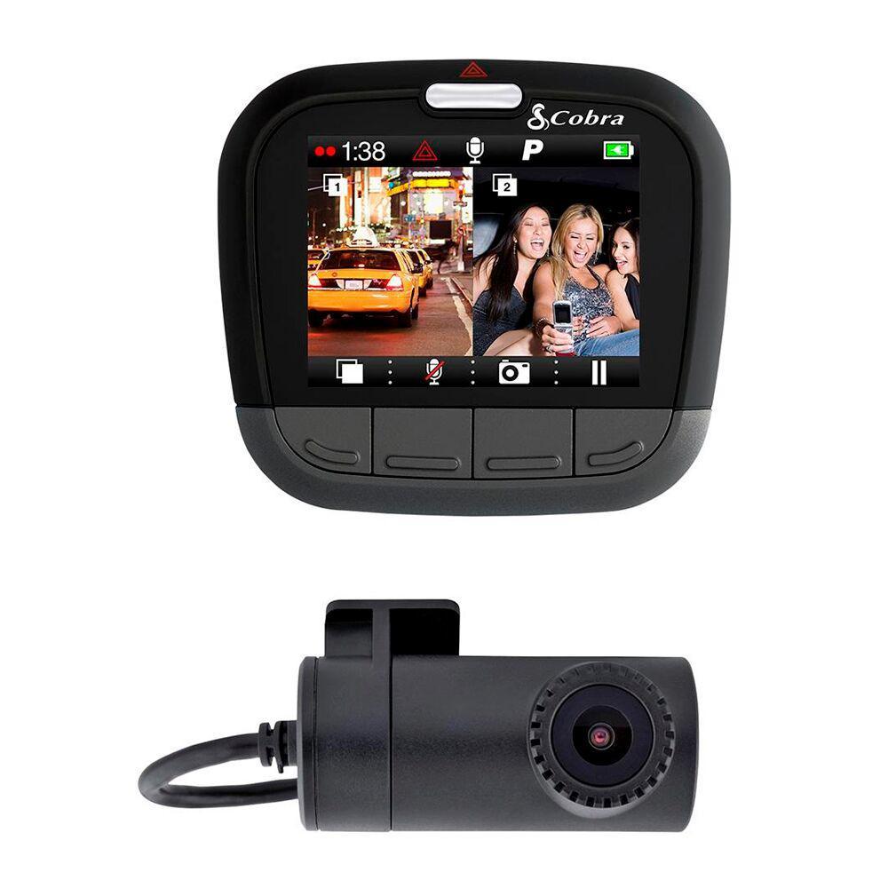 1080P Full HD Dual Channel Dash Camera CDR895D