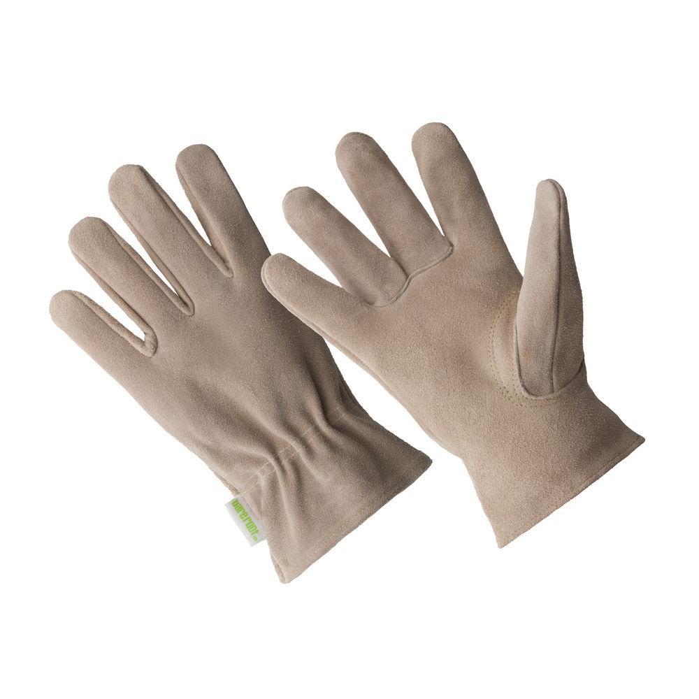 Premium Beige Suede Driver Gloves