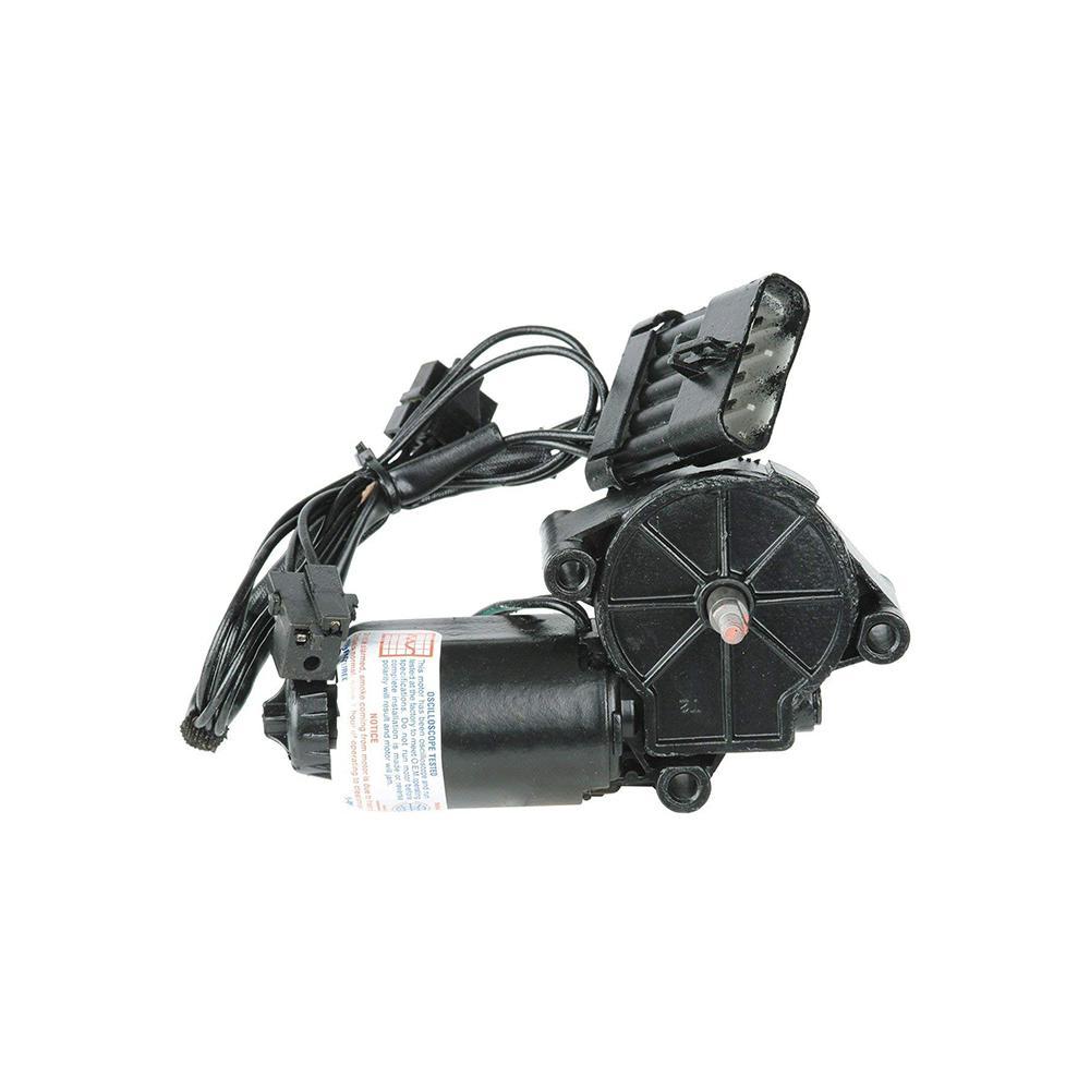 Remanufactured Headlight Motor - Left