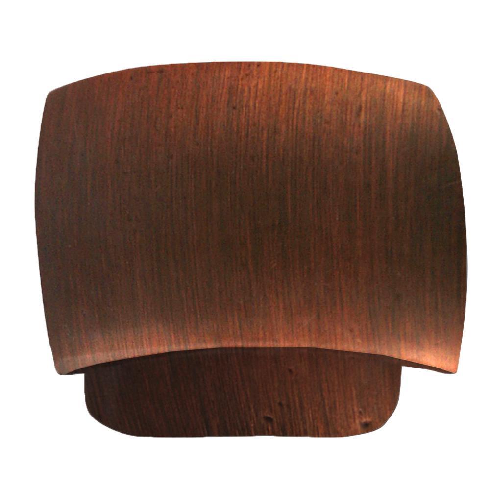 Aventura 1-1/2 in. Venetian Bronze Cabinet Knob