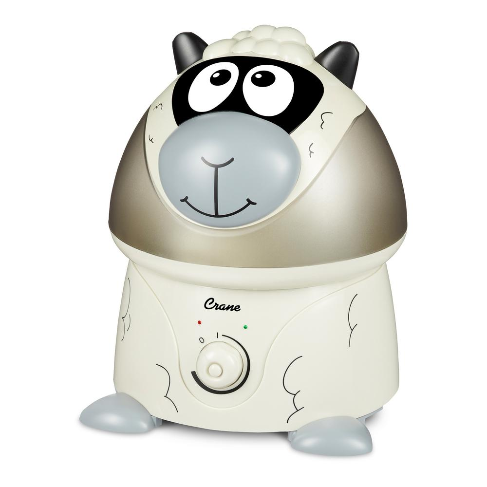 Adorable Ultrasonic Cool Mist Humidifier in Sheep