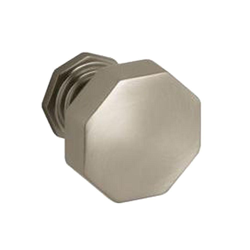 KOHLER 1-1/8 in. Brushed Bronze Cabinet Knob