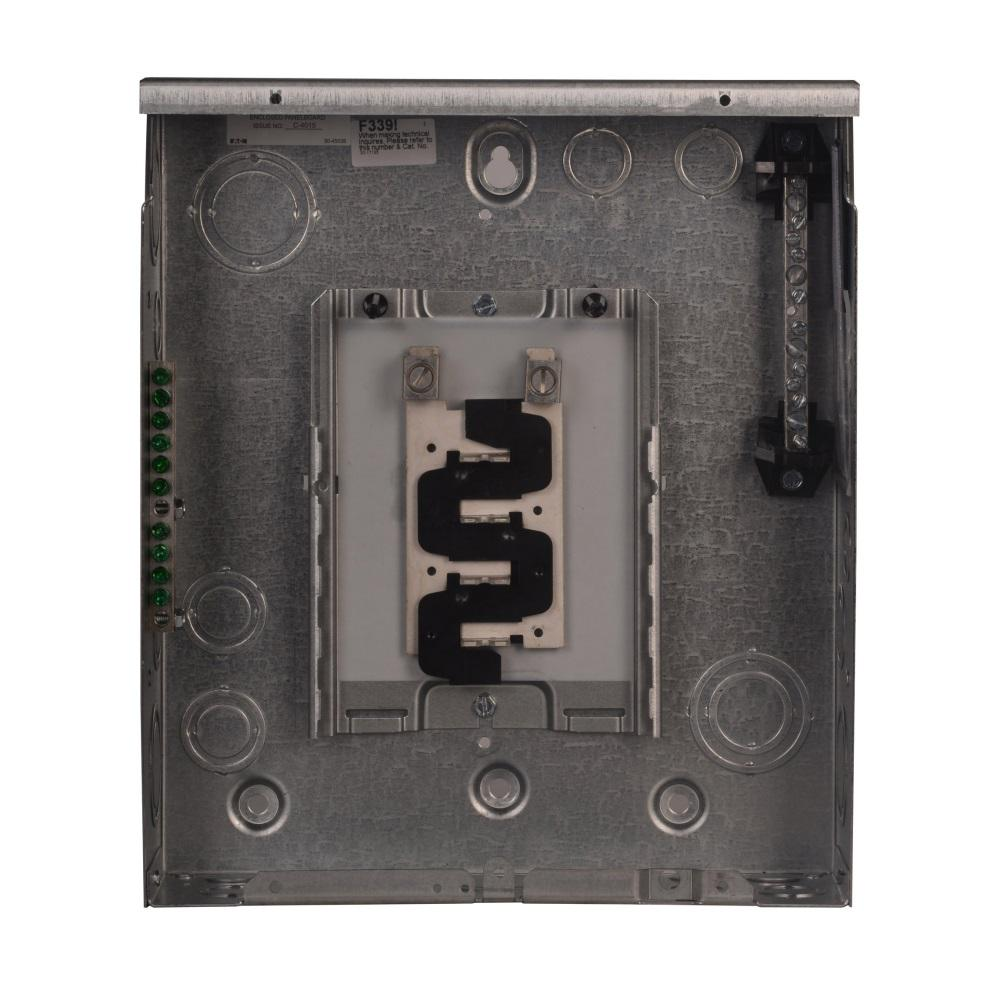 EATON CORPORATION Ground Bar For 8 12 16 /& 20 Circuit Load Centers GBK14P
