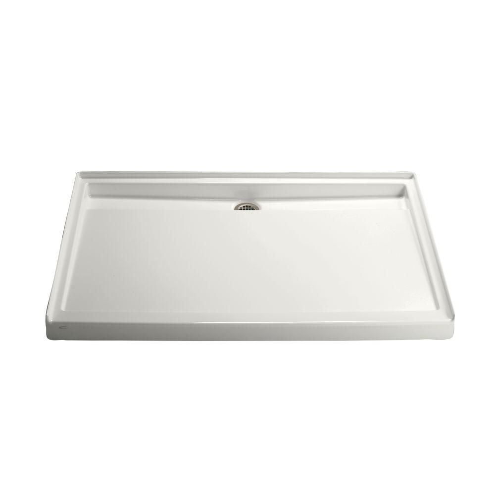 Kohler Groove 60 In X 42 In Acrylic Single Threshold