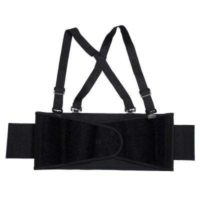 Medium Black Back Support Belt