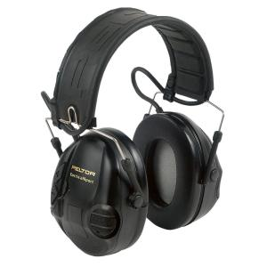 3M Peltor Sport Tactical Black Earmuff by 3M