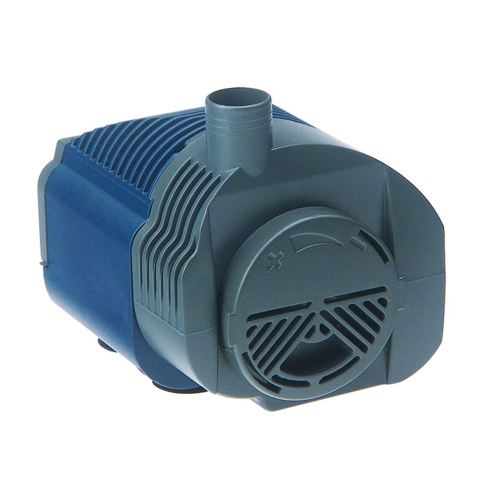 1200 Pro Series 296-GPH Submersible Fountain Pump