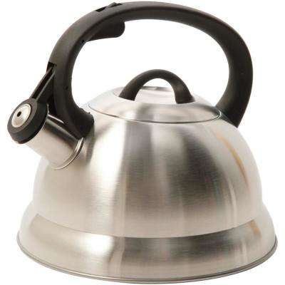Flintshire 1.75 Qt. Stainless Steel Whistling Tea Kettle