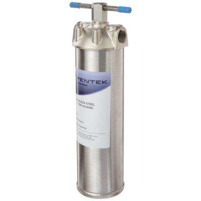 ST-1 Stainless Steel Water Filter Housing