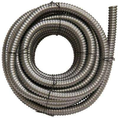 1 in. x 50 ft. Flexible Aluminum Conduit
