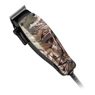 Home Haircutting Kit in Camo (19-Pieces)