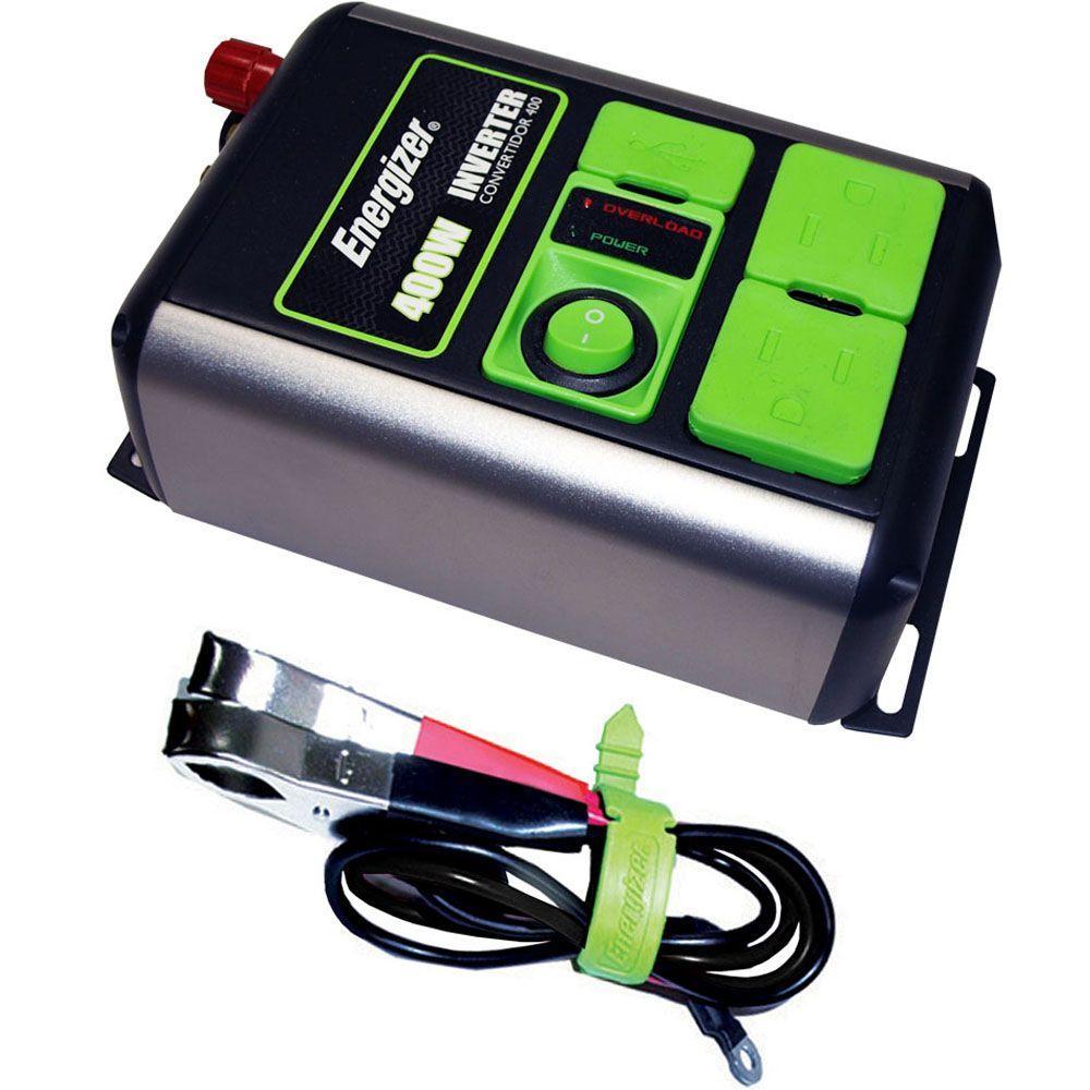 Energizer 400-Watt Power Inverter