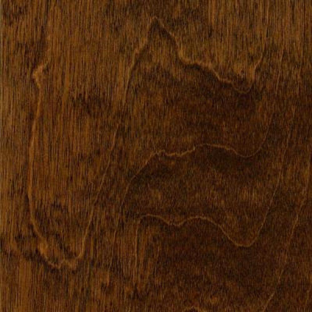 Take Home Sample - Antique Birch Click Lock Hardwood Flooring - 5 in. x 7 in.