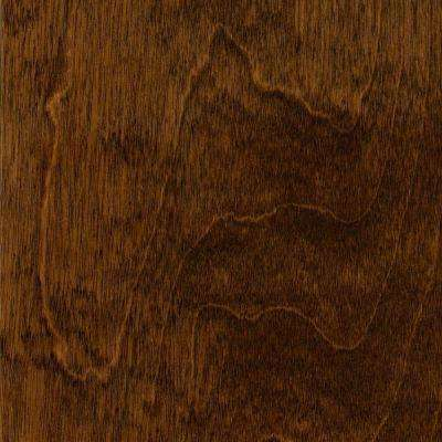 Take Home Sample - Antique Birch Click Lock Hardwood Flooring - 5 in. x 7 in.