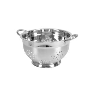 HOME basics 5 Qt. Stainless Steel Deep Colander by HOME basics
