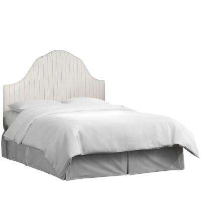 Fritz Sky Queen Arched Headboard
