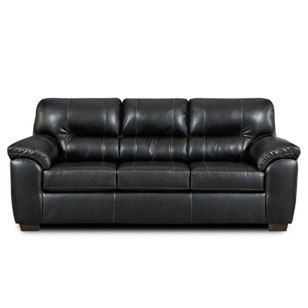 Gardner Austin Black Sleeper Sofa