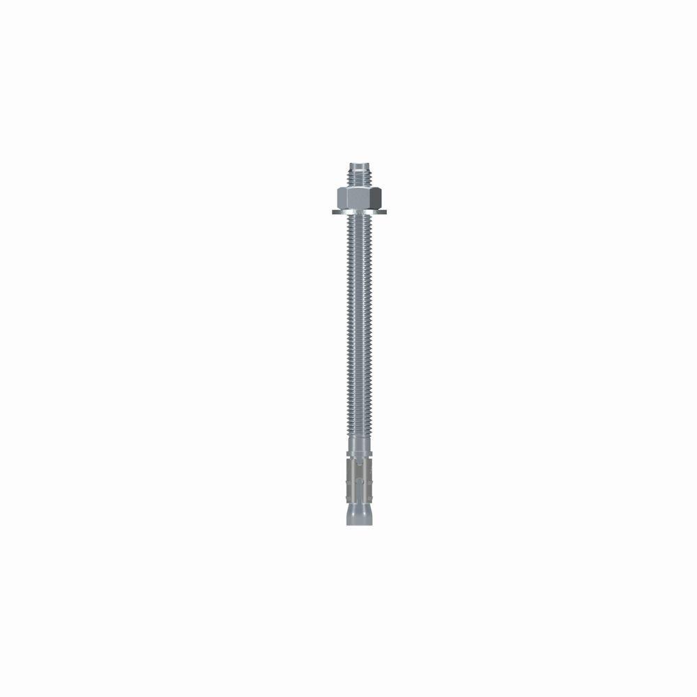 "25 1//2/"" x 7/"" Concrete Wedge Anchor Zinc Simpson Strong-Tie WA50700"